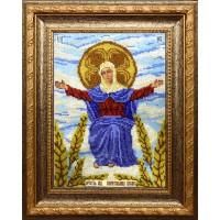 Бисерный набор Икона Спорительница хлебов