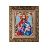 Набор для вышивания бисером Благословление детей