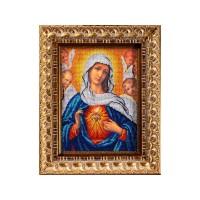 Набор для вышивания бисером Дева Мария