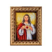 Набор для вышивания бисером Иисус Христос