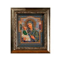 Набор для вышивания бисером Иерусалимская Богородица