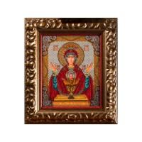 Набор для вышивания бисером Богородица Неупиваемая Чаша