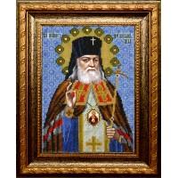 Вышивка бисером Икона Святитель Лука (Крымский)