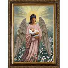 "8505 ""В руках ангела"" Рисунок на ткани"