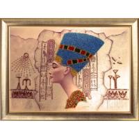 """Набор для вышивания бисером """"Нефертити"""""""