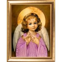 """Набор для вышивания бисером """"Маленький ангел"""""""
