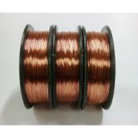 Проволока для бисера темная медь SBP31-012