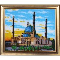 """Набор для вышивания бисером """"Мечеть"""""""
