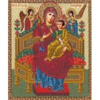 """Набор для вышивки бисером """"Богородица Всецарица"""""""