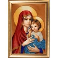 """Набор для вышивания бисером """"Мадонна с Иисусом"""""""