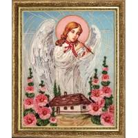 """Набор для вышивания бисером """"Песня ангела (по картине А. Охапкина)"""""""