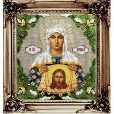 Бисерный набор икона Святая Вероника