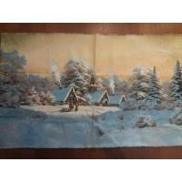 "Картина гобеленовая ""Зима"""
