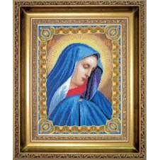 """Набор для вышивания крестиком """"Икона Божьей Матери """"Скорбящая"""""""