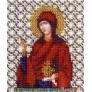 """Схема для вышивания бисером  святой равноапостольной """"Марии-Магдалины"""""""