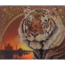 """Набор для вышивания бисером """"Тигр"""""""