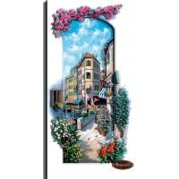 """папертоль """"Итальянский пейзаж. Венеция""""."""