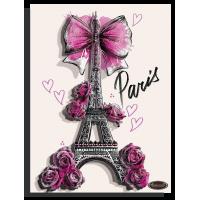 """папертоль """"Из Парижа с любовью""""."""