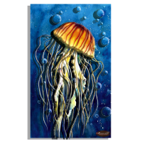 """папертоль """"Красавица морей, медуза"""""""