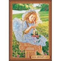 """Набор для вышивания бисером """"Шепот ангела"""""""