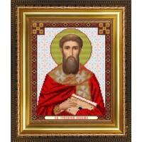 """Рисунок на ткани для вышивания бисером """"Св.Григорий Палама"""""""