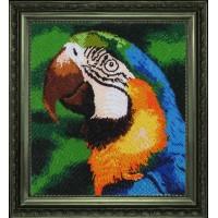 """Набор для вышивания бисером """"Попугай"""""""