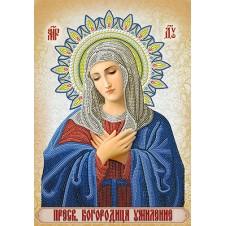 """Алмазная вышивка """"Богородица Умиление"""""""