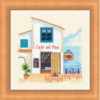 """Набор для вышивания """"Cafe del Mar"""""""