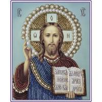 """Набор для вышивания бисером """"Иисус Христос"""" (Икона)"""