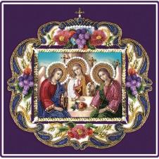 """Набор для вышивания бисером """"Святая Троица"""" (Икона)"""
