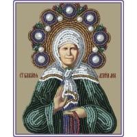 """Набор для вышивания бисером """"Св. Матрона"""" (Икона)"""