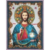 """Набор для вышивания бисером """"Господь Вседержитель"""" (Икона)"""
