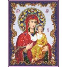 """Набор для вышивания бисером """"Богородица Смоленская"""" (Икона)"""
