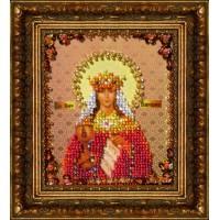 """Набор для вышивания бисером """"Святая великомученица Варвара"""""""