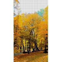 """Авторский набор для вышивания бисером """"Осень золотая"""""""