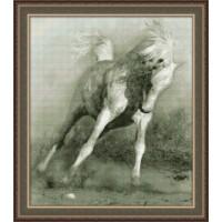 """Набор для вышивания крестиком """"Белый конь"""""""