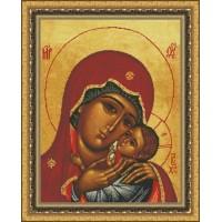 """Набор для вышивания крестиком """"Богородица Касперовская"""""""